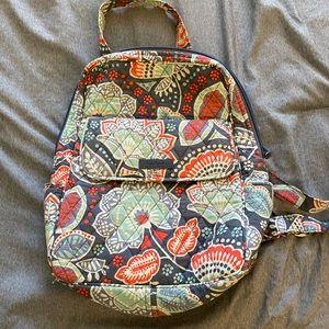 Vera Bradley Nomadic Floral Mini Backpack